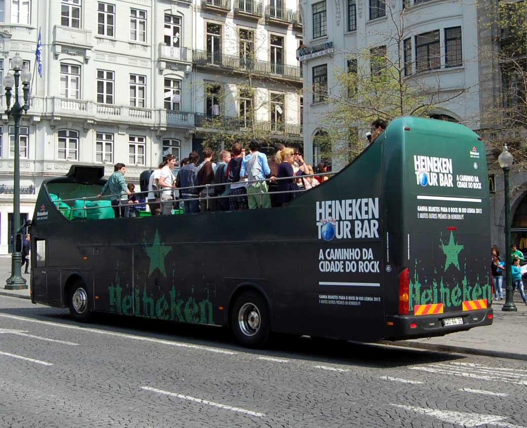 Autocarro Panorâmico